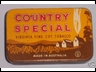 Country Special Fine Cut Tobacco Tin 2oz