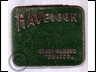 Havelock Tiny Tin 1oz Tobacco Tin