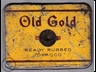 Old Gold Tobacco Tin 2oz