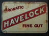 Havelock Aromatic Fine Cut Tobacco Tin 2oz