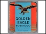 Golden Eagle Tobacco Tin 1oz