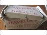 Havelock Flake Cut Tobacco Cardboard Box