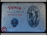 Venus Double Flake Pipe 2oz Tobacco Tin