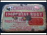 Imperial Ruby Birds Eye Twist Tobacco Tin 2oz