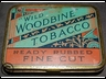 Wild Woodbine Fine Cut Tobacco Tin 2oz
