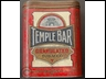 Temple Bar Granulated Pocket Tobacco Tin 2oz