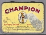 Champion 2oz Tobacco Tin