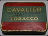 Cavalier Fine Cut 2oz Tobacco Tin