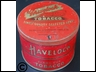 Havelock Aromatic Flake Cut 1lb Tobacco Tin