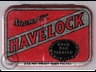 Havelock Gold Bar 2oz Tobacco Tin