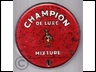 Champion De Luxe Round 2oz Tobacco Tin