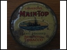 Main Top Tobacco Tin 2oz