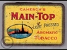 Camerons Main Top Aromatic Tobacco Tin 2oz