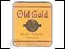 Old Gold Ready Rubbed Tobacco Tin 1oz