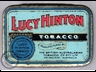 Lucy Hinton Tobacco Tin 2oz