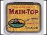 Main Top Fine Cut Tobacco Tin 1oz