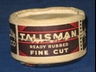 Talisman FIne Cut 2oz Tobacco Box