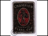 Tobacco Champion Flake Cut 2oz Tobacco Tin