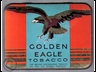 Golden Eagle Tobacco Tin 2oz