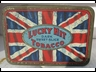 Lucky Hit Dark Sweet Slice Tobacco Tin 2oz