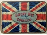 Lucky Hit Dark Flake Cut Tobacco Tin 2oz