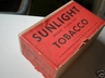 Sunlight Bright Flake Cut ?lb Tobacco Box