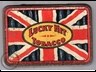 Lucky Hit Bright Flake Cut Tobacco Tin 2oz