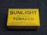 Sunlight Dark Flake Cut 1lb? Tobacco Box