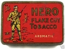 Hero Flake Cut ?oz Tobacco Tin