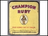 Champion Fine Cut 1oz Tobacco Tin