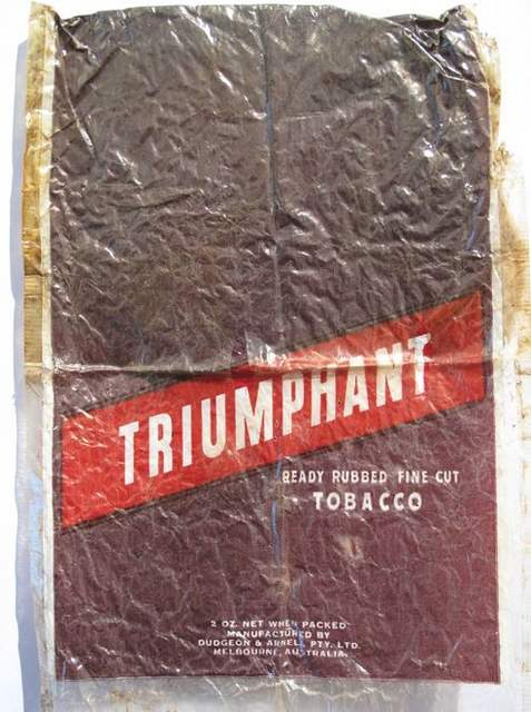 Triumphant Fine Cut 2oz Packet