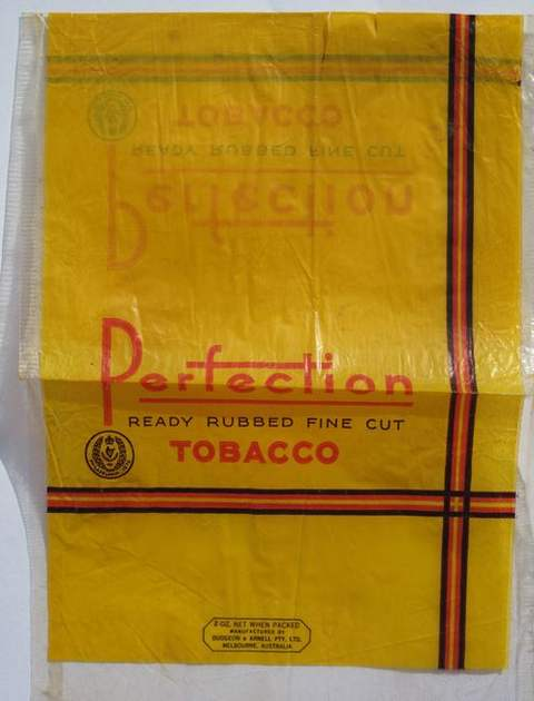 Perfection Fine Cut 2oz Tobacco Packet
