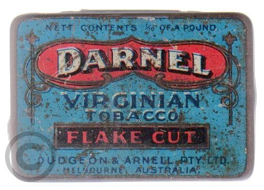 Darnel Flake Cut 1/10 of a Pound