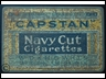 Capstan Navy Cut 25 Cigarettes