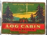 Log Cabin 50 Cigarettes