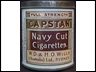 Capstan Navy Cut 50 Cigarettes