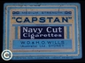 Capstan Medium Navy Cut 50 Cigarettes