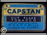 Capstan Cut Flake 2oz